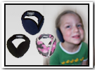 180s BEHIND THE HEAD EARMUFFS - $10.99