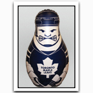 MAPLE LEAFS HOCKEY PUNCH BAG - $25.99
