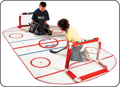 Knee HOckey Mat