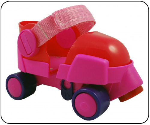 Red-and-Pink-slipon-rollerskate
