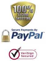Secure Transactions with Paypal and Verisign Secure