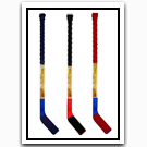 Engraved Wood Hockey Sticks